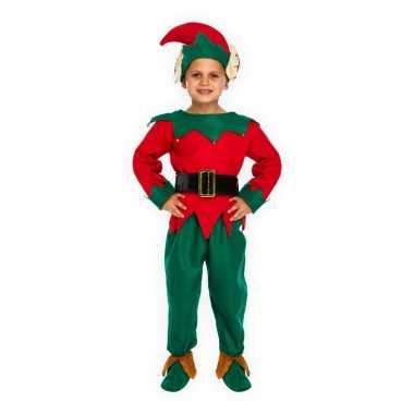 Kerstelf pak voor kinderen
